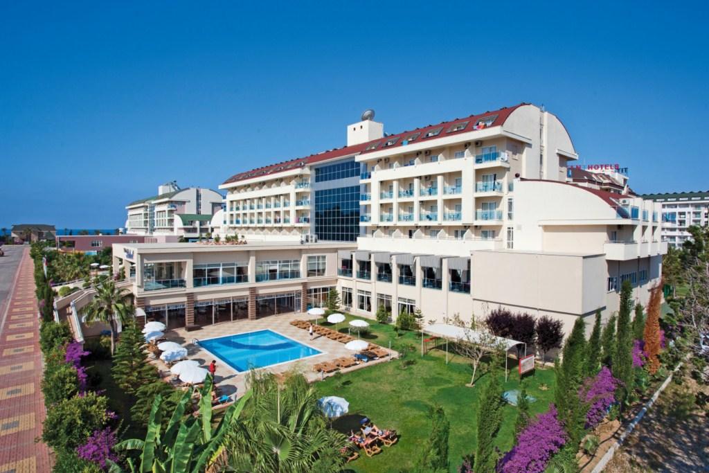 Турция из Саратова Алания Club Titan Hotel 4* от 40500 рублей